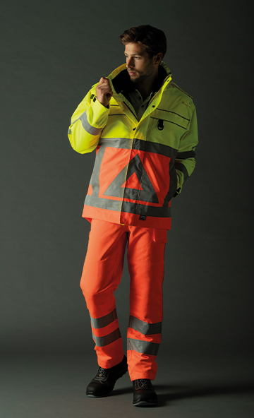 Tricorp High Visibility kleding
