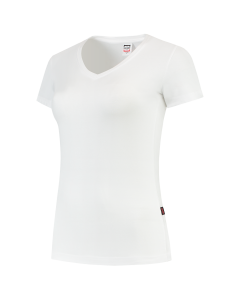 Tricorp T-Shirt V Hals Slim Fit Dames