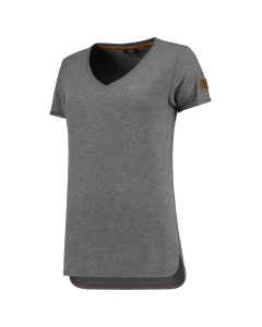 Tricorp T-Shirt Premium V Hals Dames