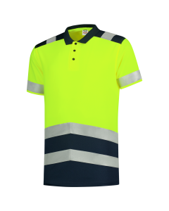 Tricorp Poloshirt High Vis Bicolor