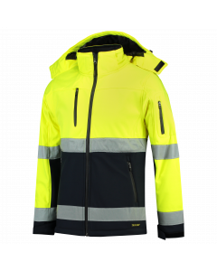 Tricorp Softshell ISO20471 Bicolor